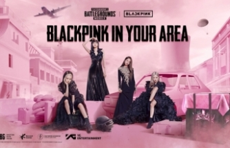Pubg Mobile Ve K-pop Grubu Blackpink'ten İş Bi̇rli̇ği̇