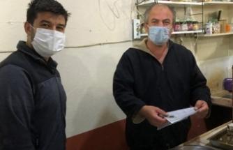 """Taraklı Ülkü Ocakları """"Ahilik Haftası"""" münasebeti"""