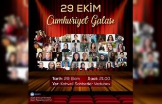 29 Ekim Cumhuriyet Bayramı online kutlanacak