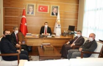 Ankara Ziyaretlerimiz Kaldığı Yerden Devam Ediyor