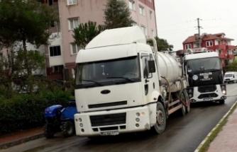Kanalizasyonlarda kış temizliği