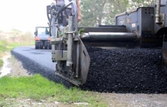 Kaynarca'da asfalt çalışmaları hız kazandı