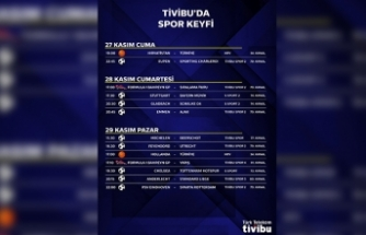 12 Dev Adam maçları Tivibu'da