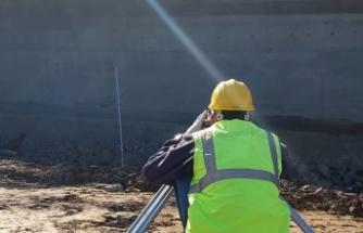 Karaman'da yeni yağmursuyu hattı için çalışmalar başladı
