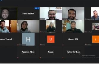 Sakarya Gençlik Merkezi Online Eğitimde