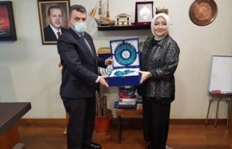 Ankara'da Olumlu Temas