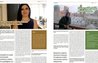Serdivan Ajans'ın Yeni Sayısı Okuyucuyla Buluştu