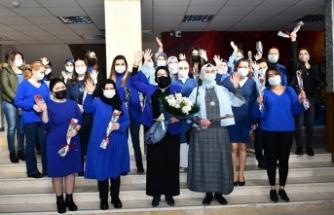 Sakarya MEM'de Kadınlar Günü Kutlaması