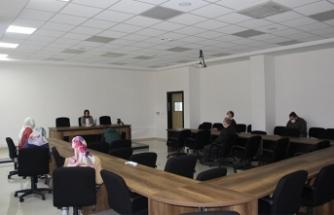"""""""Abbasi İhtilali Modern Dönem Batı Literatürü"""" Konulu Seminer Düzenlendi"""
