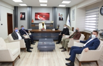 Anadolu Medya İl Millî Eğitim Müdürlüğünü Ziyaret Etti