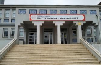 Halit Evin Anadolu İmam Hatip Lisesi Fen ve Sosyal Bilimler Proje Okulu oldu