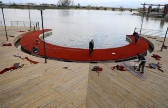 Sakarya Nehri kıyıları sosyal yaşamın yeni alternatifi olacak