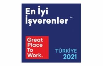 Sepaş Enerji, Türkiye'nin En İyi İşverenleri Arasında