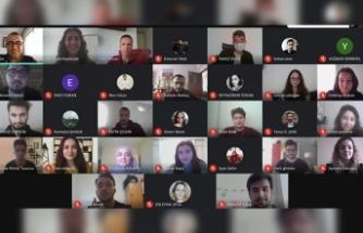 İşletme Fakültesi Öğrencileri İş ve Strateji Simülasyonunda Rekabet Ediyor