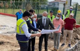 Yenimahalle'ye  Dev Altyapı Yatırımı