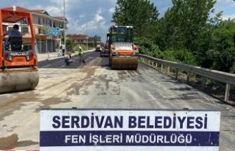 Adnan Menderes Caddesi Yeni Yüzüne Kavuşuyor