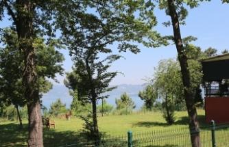 Büyükşehir dokundu, İl Ormanı'nın çehresi değişti