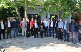 Milletvekili Atabek'ten Mahalle Ziyaretleri