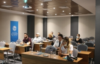 Karadeniz'de Pedal çevirelim eğitimleri devam ediyor