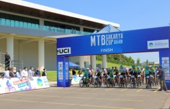 MTB Cup'ın ilk yarışı bitti, asıl heyecan Pazar günü yaşanacak