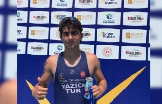 Sakaryalı Öğrenci Triatlon'da Türkiye 1.si Oldu