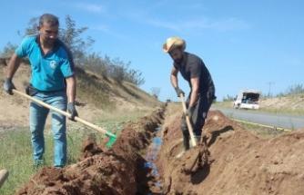 Karasu Camitepe'de yetersizlik sorun olmaktan çıkıyor