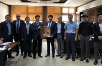 SUBÜ, Güney Kore işbirliği başlıyor
