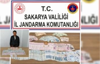 Geyve'de meydana gelen evden hırsızlık olayının failleri yakalandı