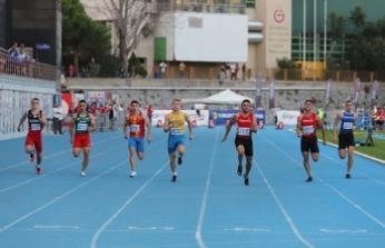 Balkan Şampiyonasında Sakarya Rüzgarı