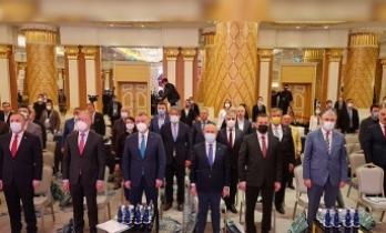 Başkan Özen, Marmara Belediyeler Birliği Toplantısına Katıldı