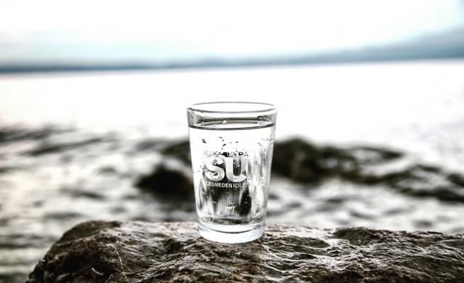 165 kilometrelik yeni hat 8 içmesuyu deposu