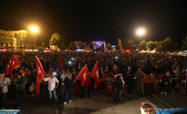 Türkiye'de böyle bir meydan yok
