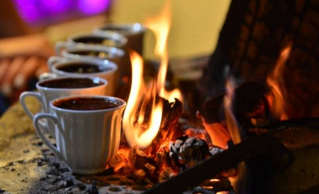 Türkiye'de İlk Közde Kahve Tescillendi