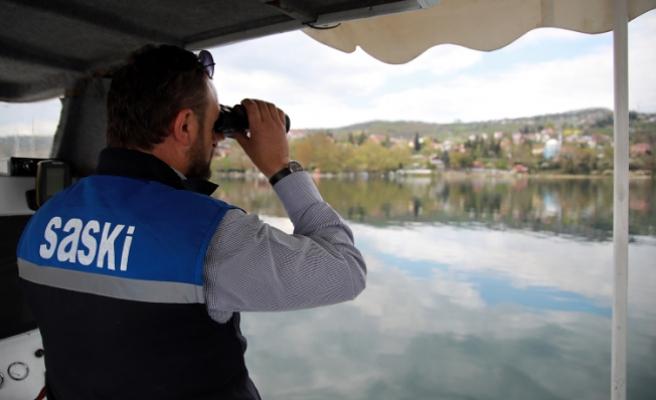 Göl korumamız altında