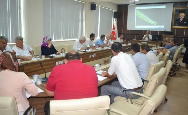 Karasu Belediyesi Ağustos Ayı Meclis Toplantısı