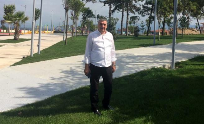 Maltepe Park açılışa hazırlanıyor