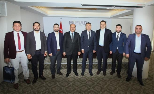 Sakarya MÜSİAD'da Kültür ve Turizm Konuşuldu