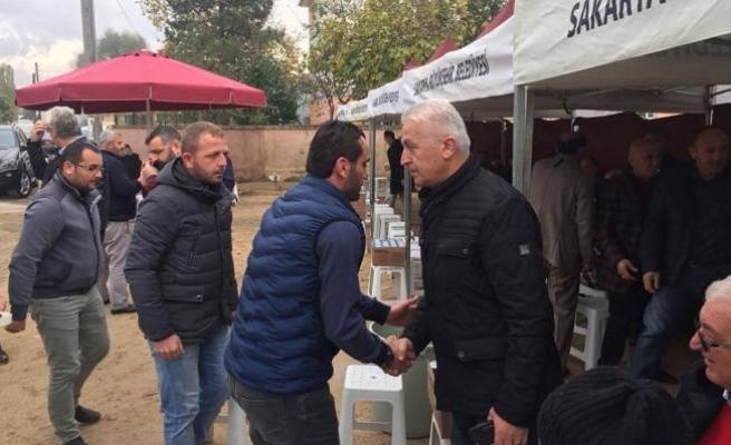 Başkan Mehmet İspiroğlu'nun Acı Günü Abisini Kaybetti