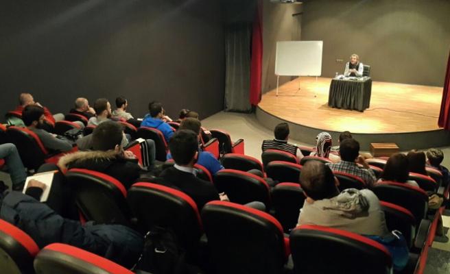 'Futbol Sosyolojisi Seminerleri' Akademi'de