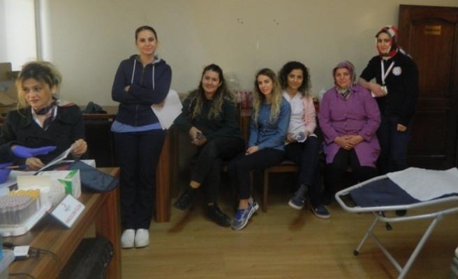 Trabzonlulardan kan ve kök hücre bağışı