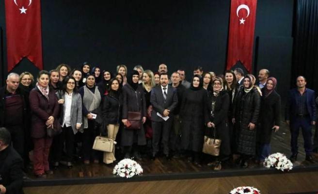 """Vali Balkanlıoğlu, """"Sakarya Halkına Büyük Hayranlık Duyuyorum"""""""