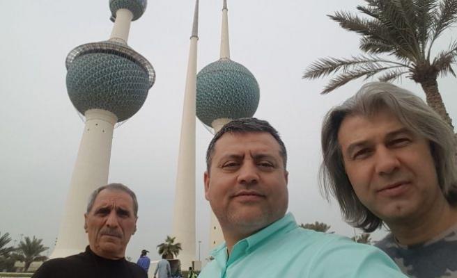 Yatırım ve yeni iş sahası için Katar'a gittiler