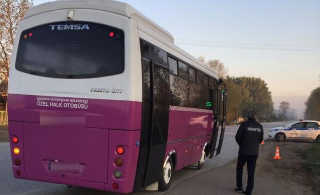 Toplu taşımada denetimler artacak