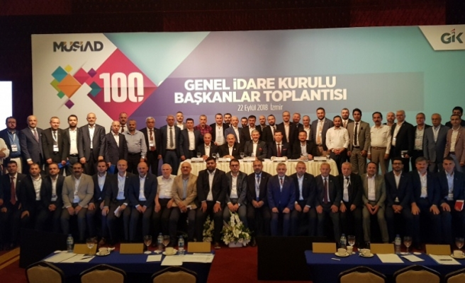 MÜSİAD Sakarya İzmir'de