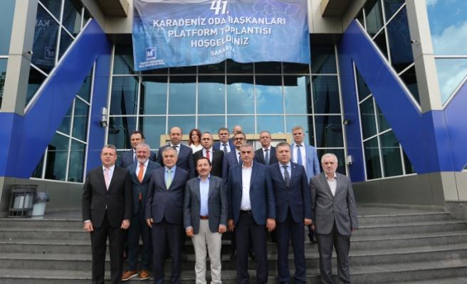 Sakarya'da Türkiye'ye örnek bir birliktelik var