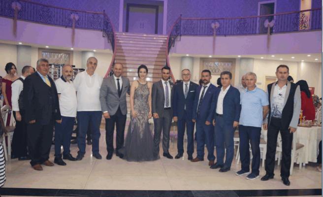 Sena İle Talha Çağatay; Muhteşem bir törenle Evliliğe ilk adımını attı