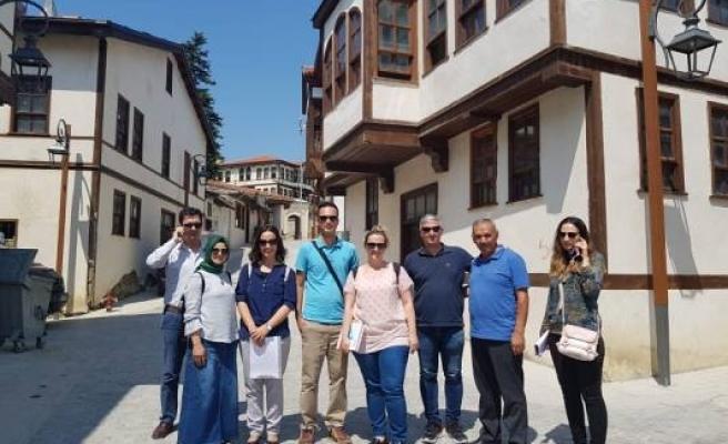 Taraklı'da Kentsel Tasarım projesi tamamlandı
