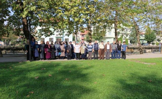 YADEM Dünya Yaşlılar Günü'nü kutladı