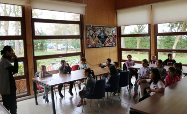 Macera Park'ta güz dönemi kursları başladı