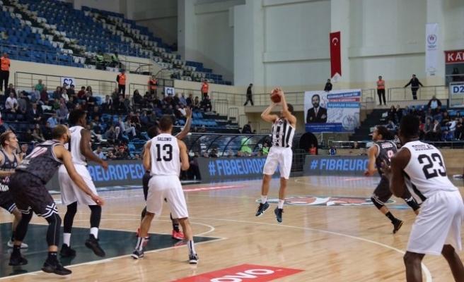 Büyükşehir Basketbol tur için sahaya çıkacak